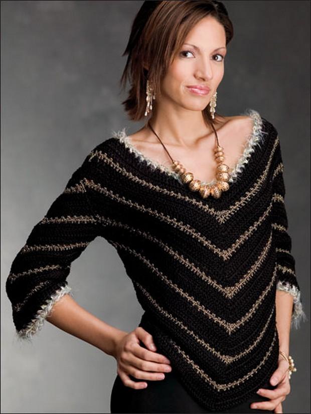 Cute Crochet Sweater Patterns 1001 Crochet