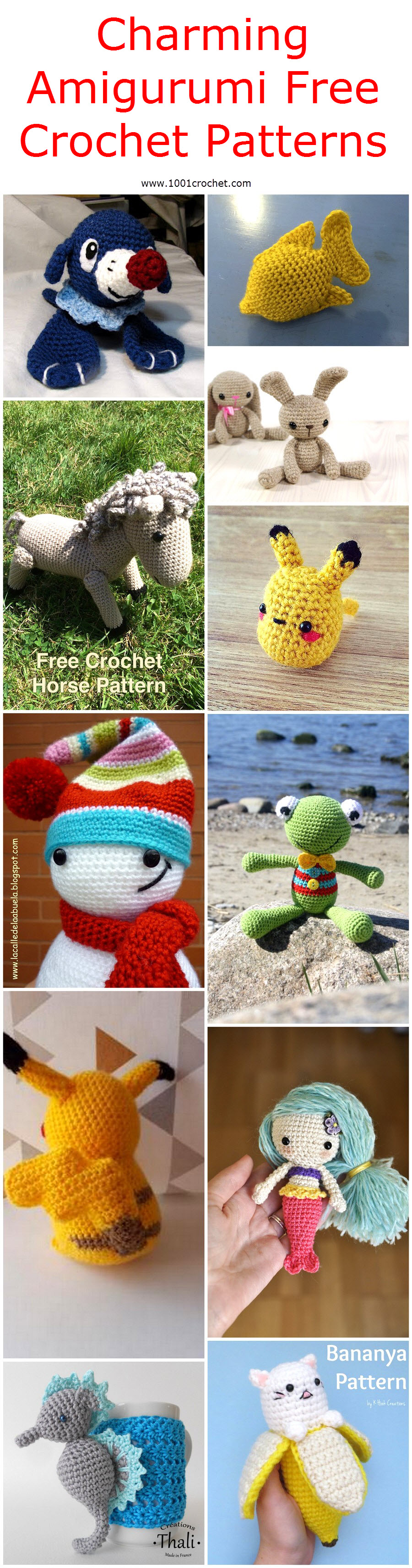 charming-amigurumi-free-crochet-patterns