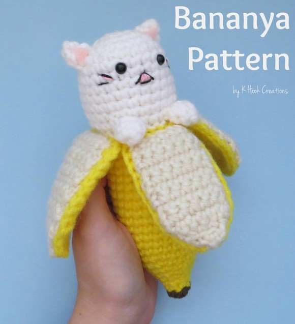 crochet-banana-cats