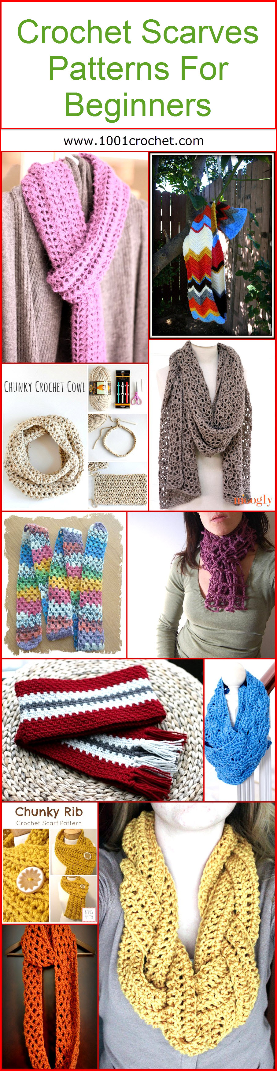 crochet-scarves-patterns-beginners