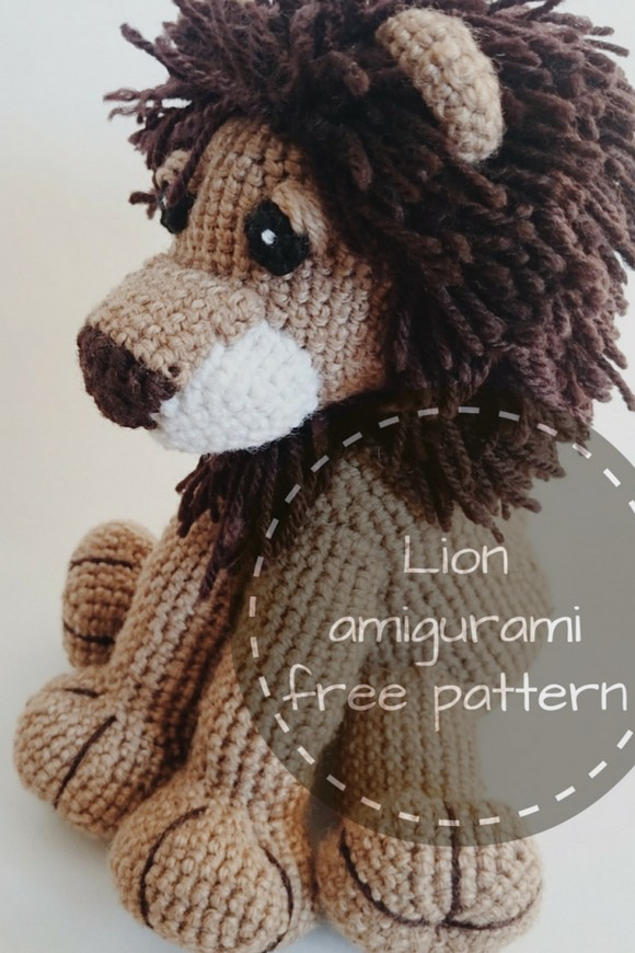 crochet-lion-amigurumi-pattern