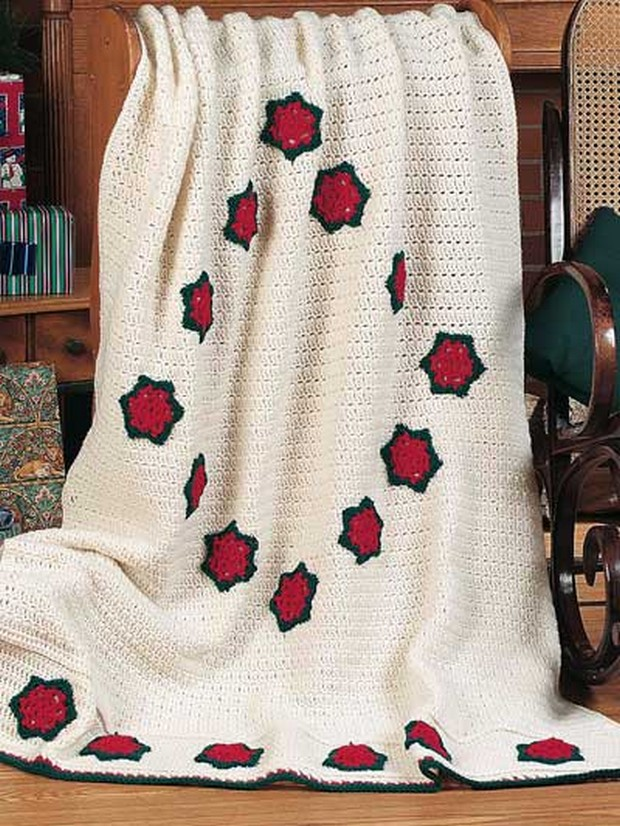 holiday-star-afghan-crochet-afghan
