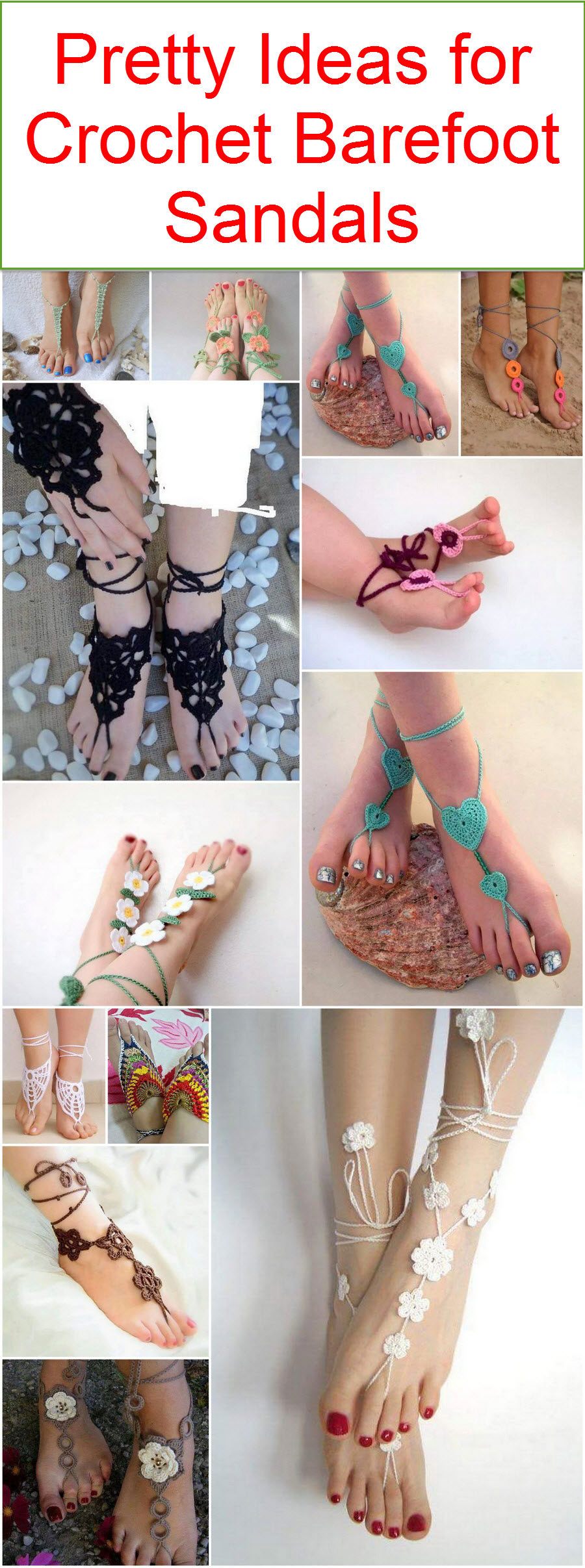 pretty-ideas-for-crochet-barefoot-sandals