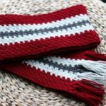 vertical-stripe-crochet-scarf