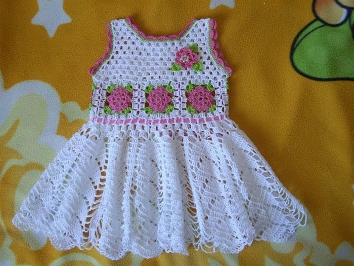 crochet-baby-girl-dress