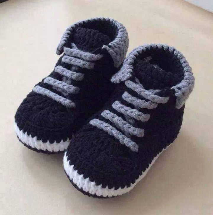 Free Crochet Patterns For Baby Shoes And Sandals