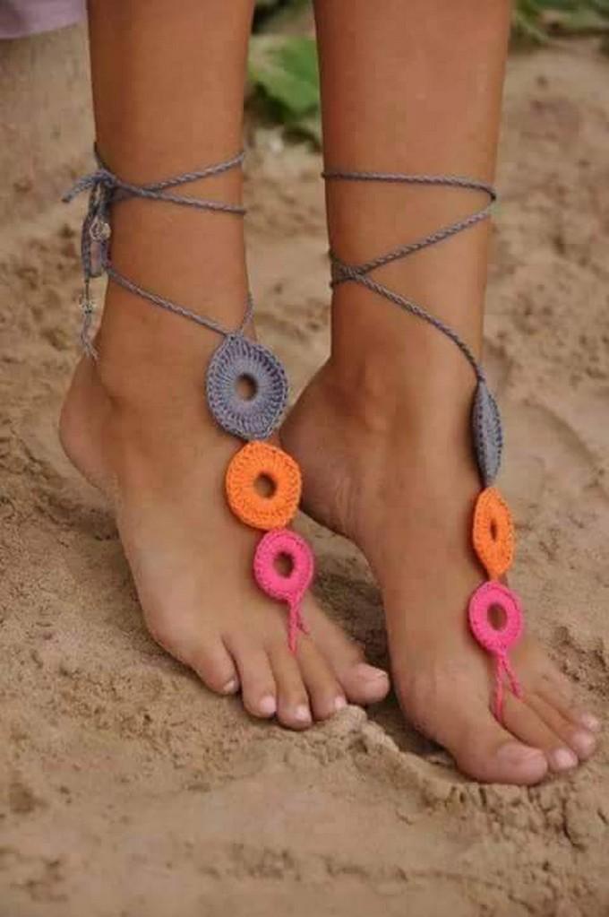 crochet-barefoot-sandal-4