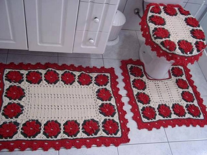 crochet-bathroom-projects