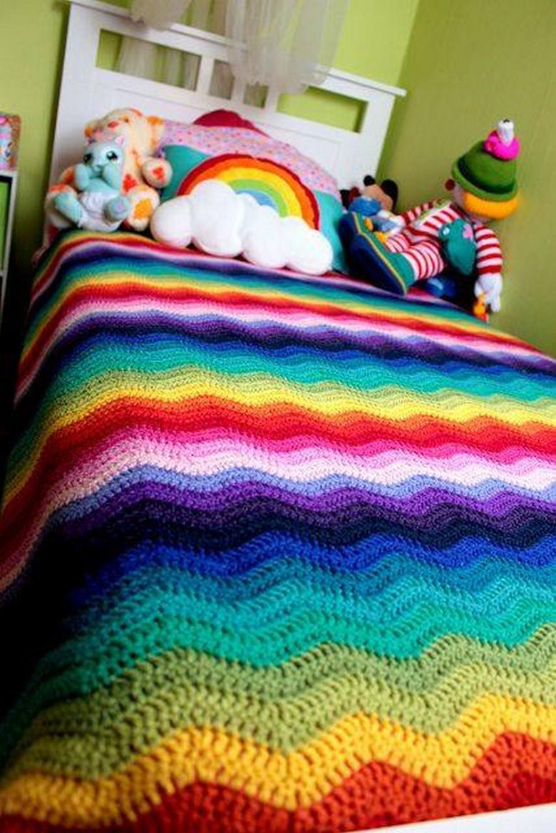 crochet bedsheet 26