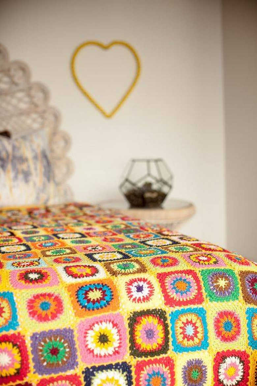 crochet bedsheet 37