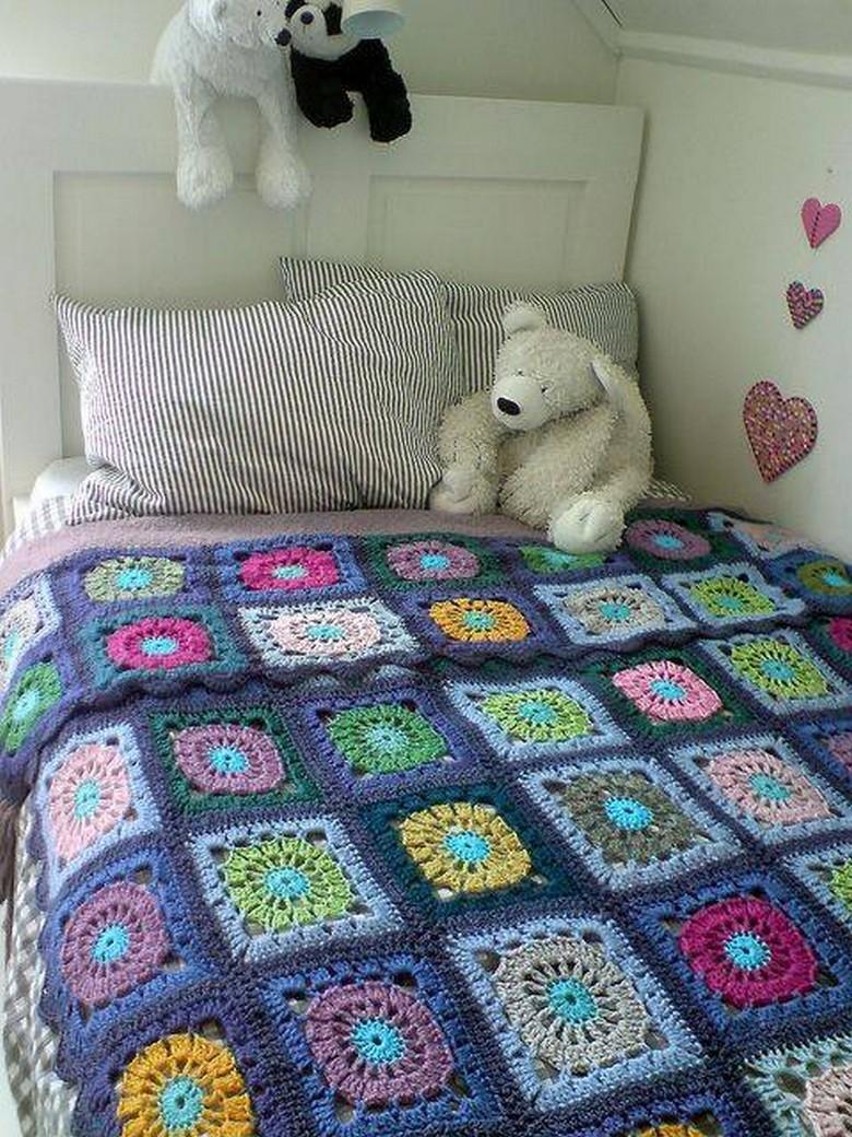 crochet bedsheet 38