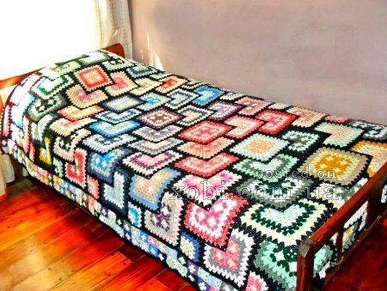 crochet bedsheet 39