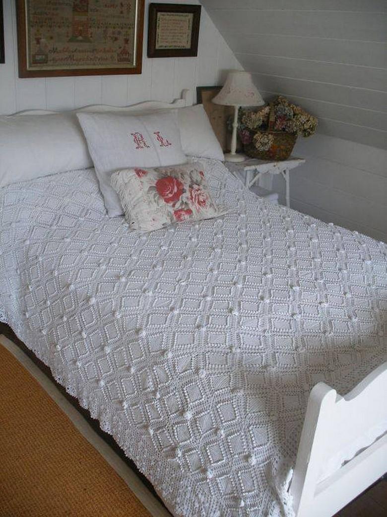crochet bedsheet 41