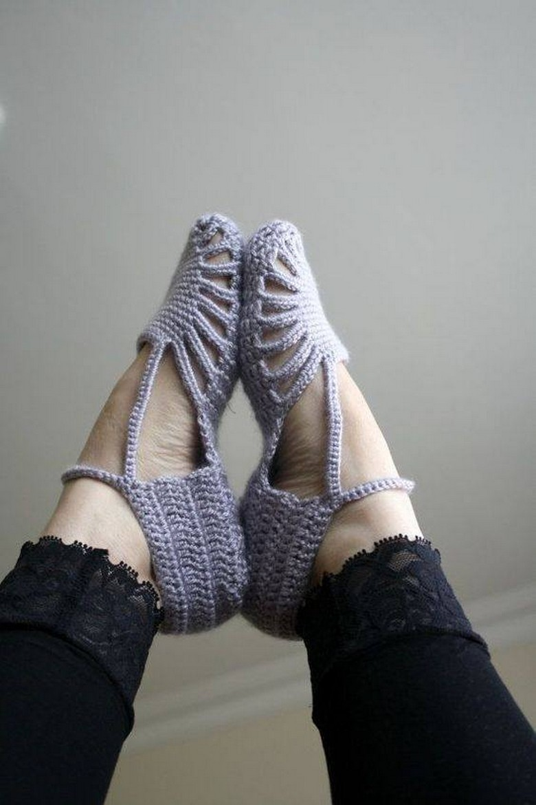 crochet shoes 23