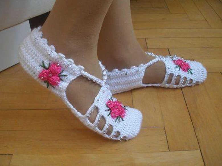 crochet shoes 25