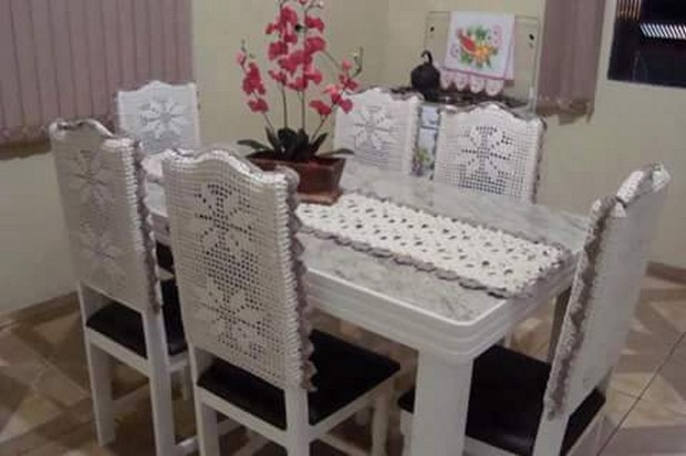 crochet table plan