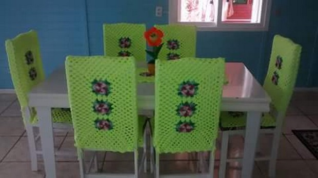 crochet table plans