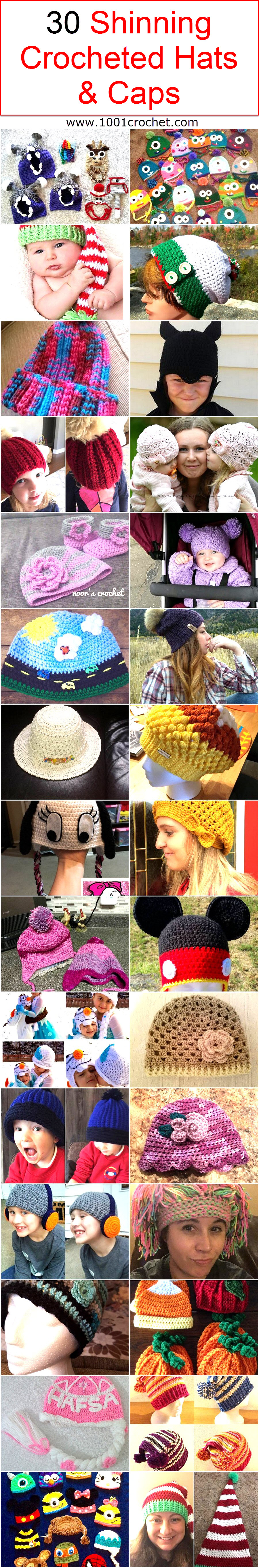30-shinning-crocheted-hats-caps