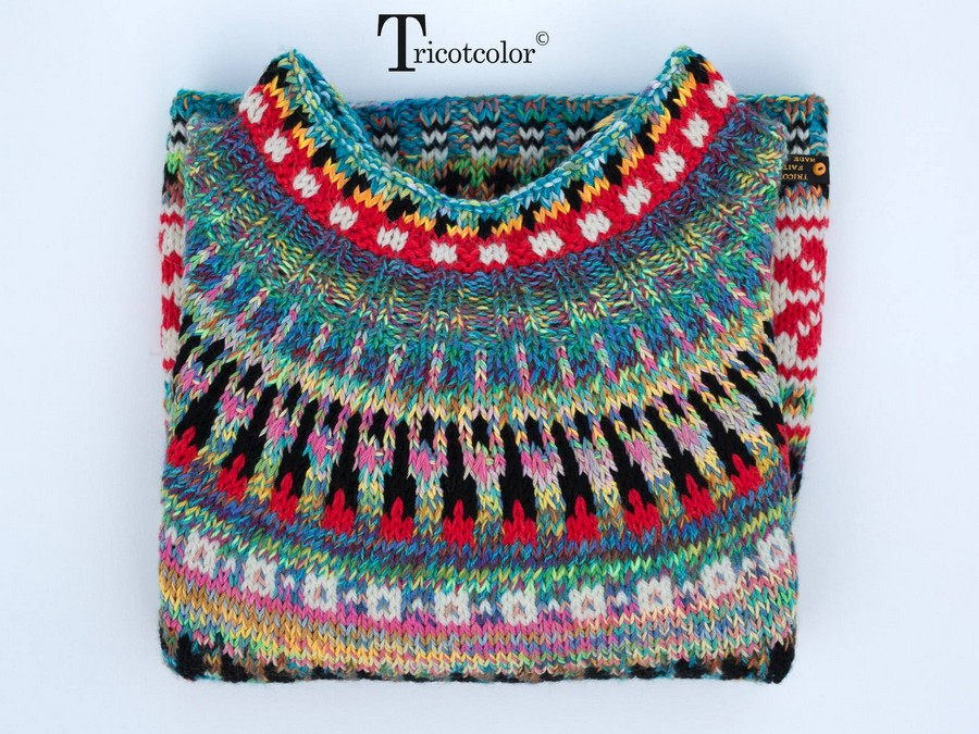 crochet-sweater-plan