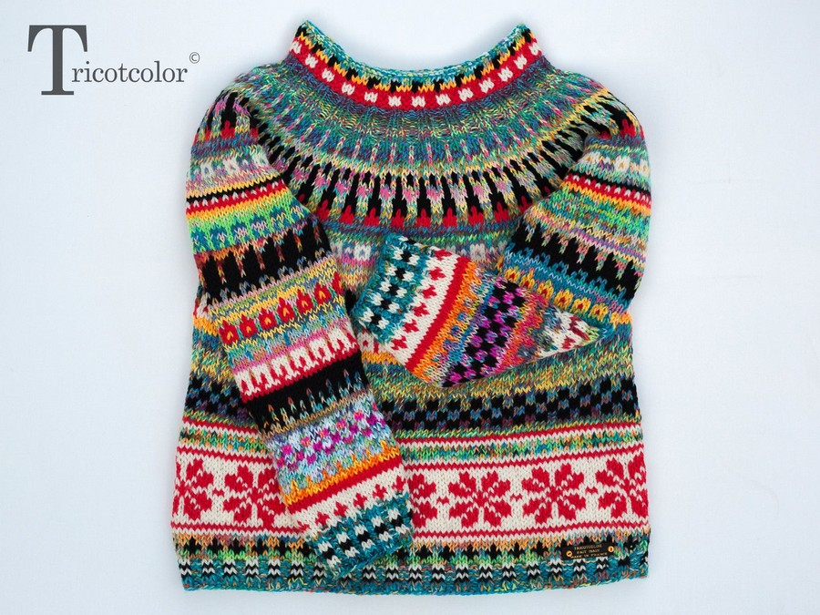 crocheted-sweater