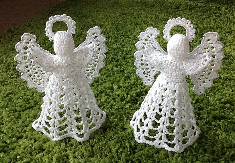 crochet-angels
