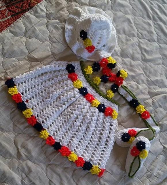 crochet-baby-set