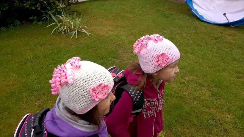 Cute Crochet Hats by Szydłem dziergane