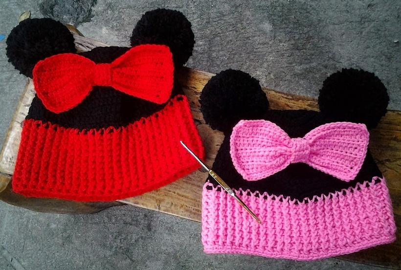 crochet-hats