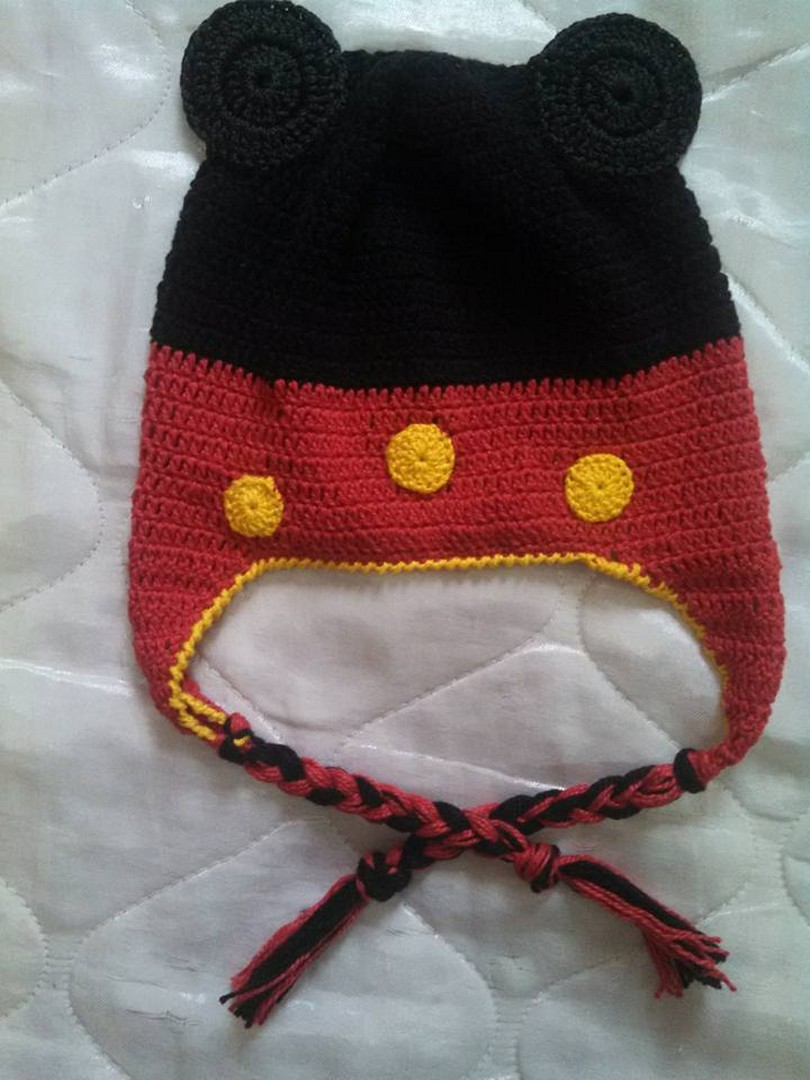 crochet-made-cap