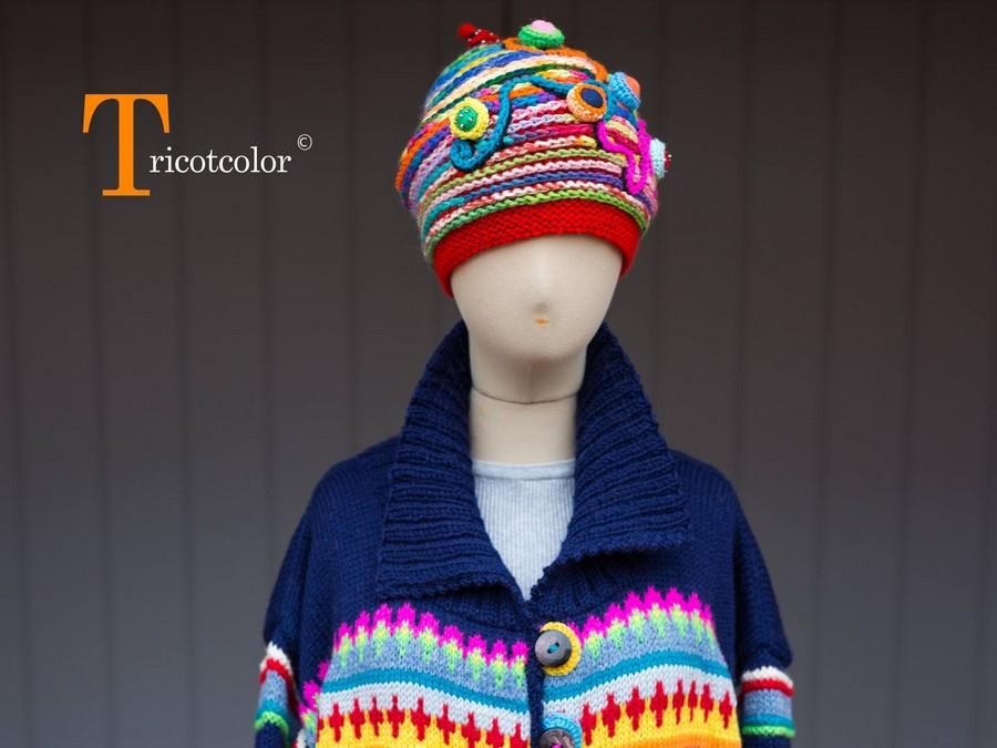 crochet-vest-and-bonnet