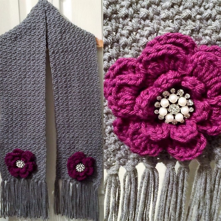 crocheted-scarf-2