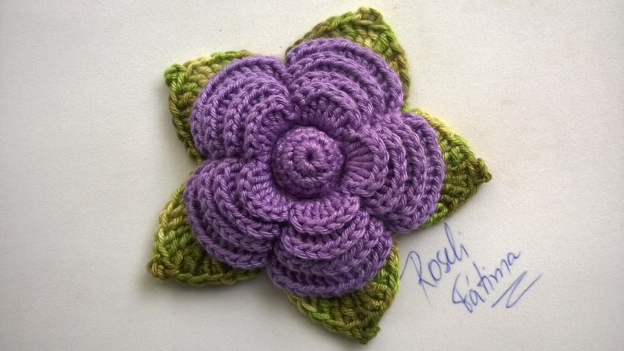 knitted-crochet-flowers