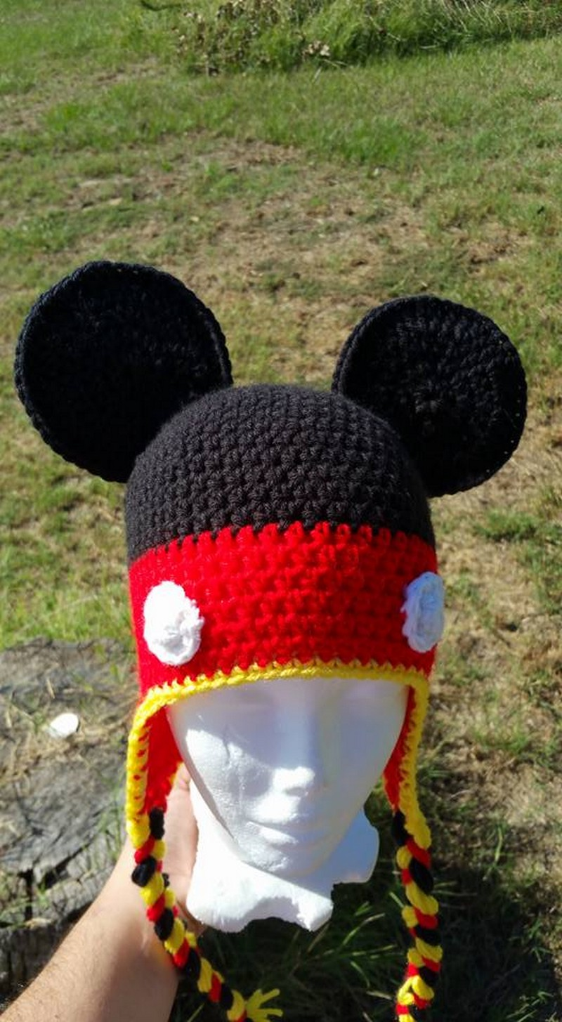 mickey-mouse-crochet-cap