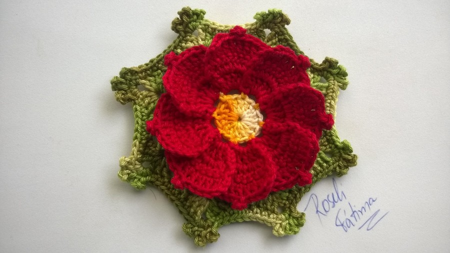 pretty-crochet-flower