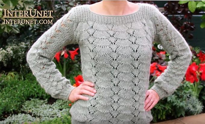 13-long-sleeve-lace-sweater-knitting-pattern