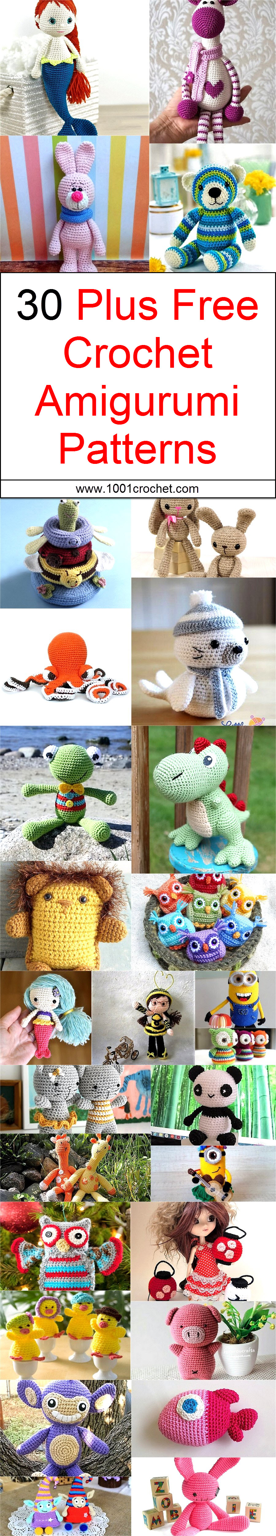 30-plus-free-crochet-amigurumi-patterns