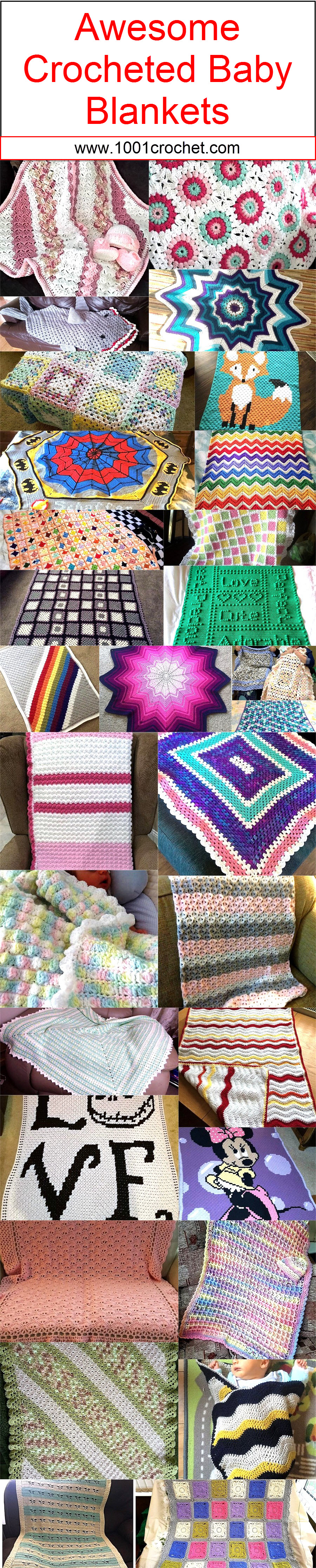 awesome-crocheted-baby-blankets