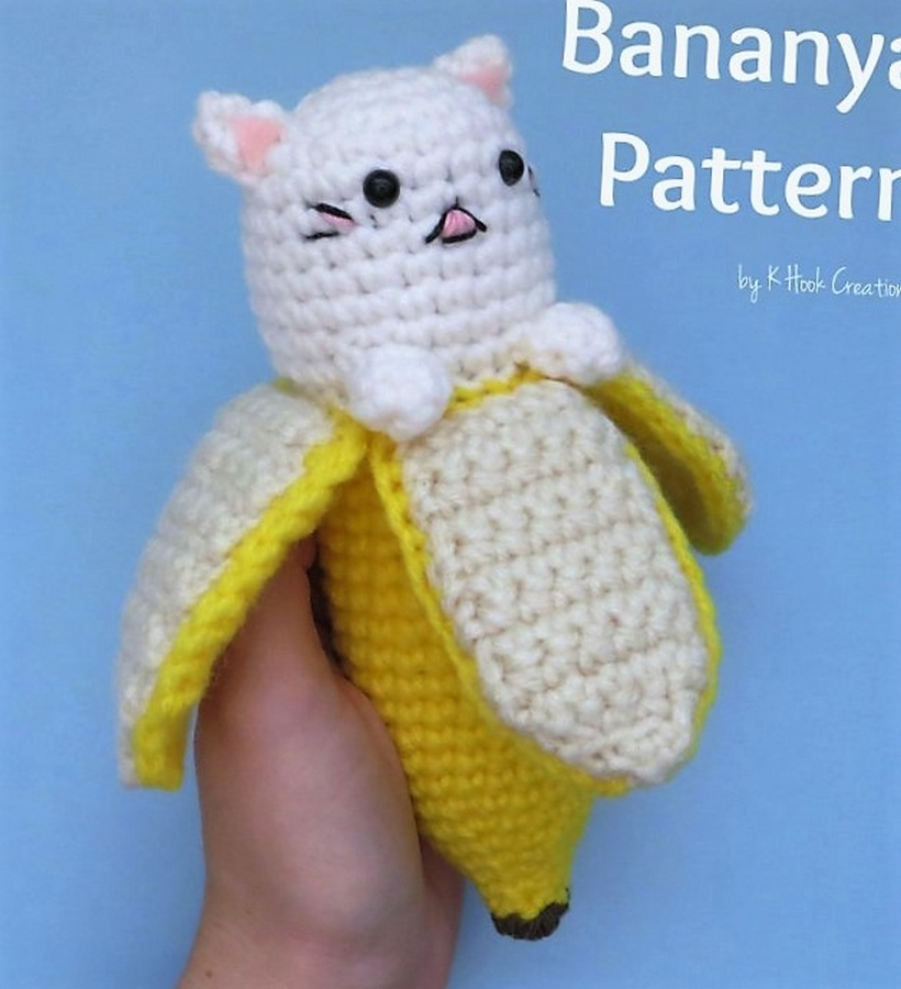 50 Free Crochet Patterns For Amigurumi Toys 1001 Crochet