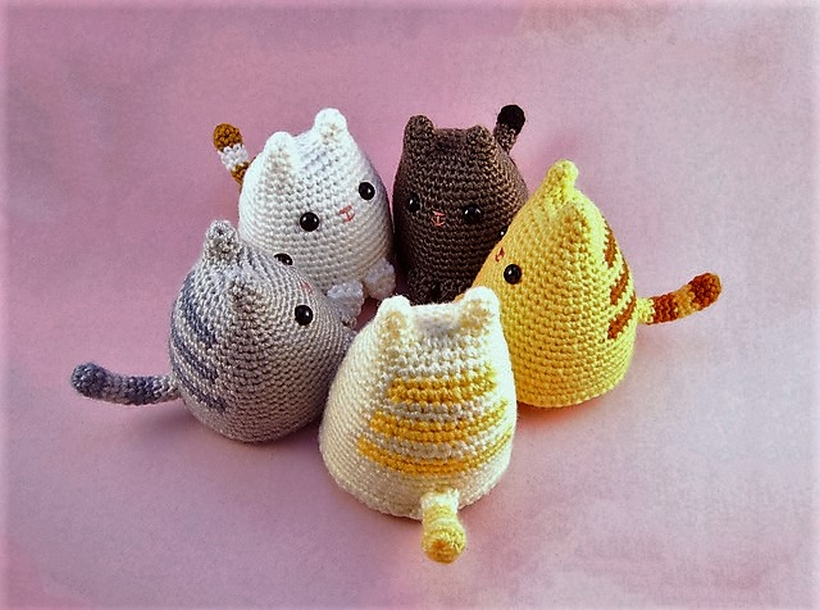 Amigurumi Crochet Pattern : 50 free crochet patterns for amigurumi toys 1001 crochet