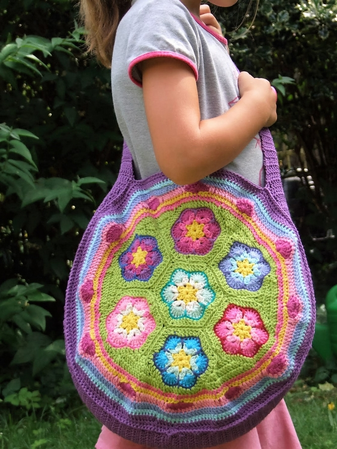 Pleasant Crochet Bag Patterns