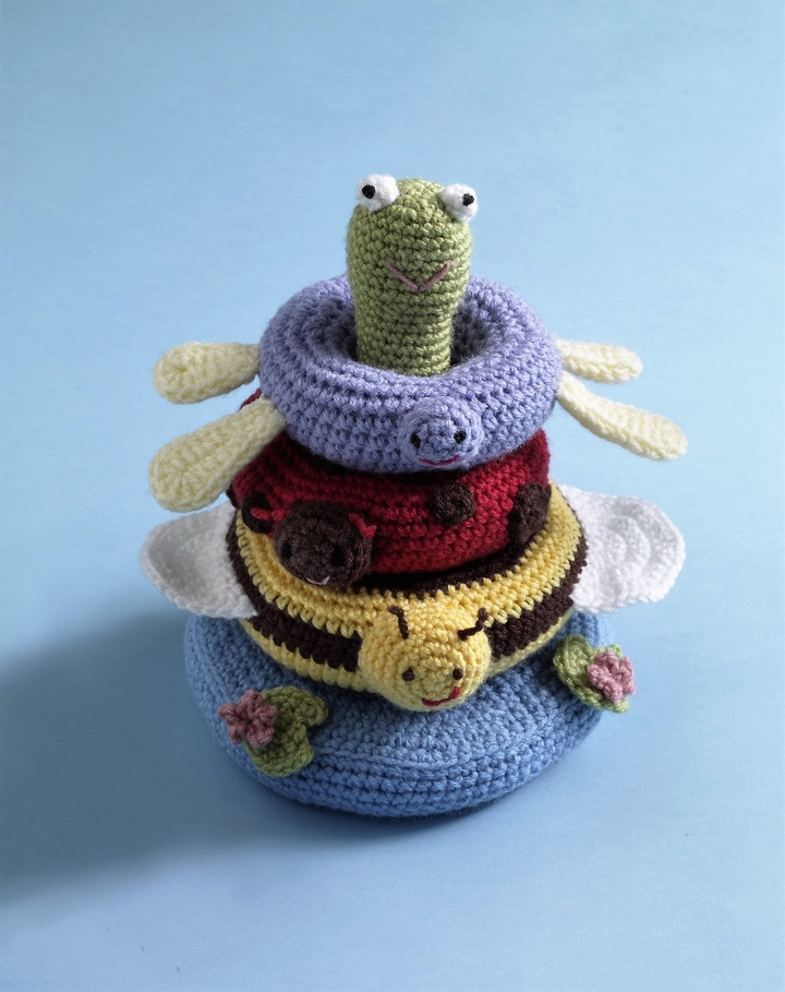 pond-friends-stacking-toy-pattern