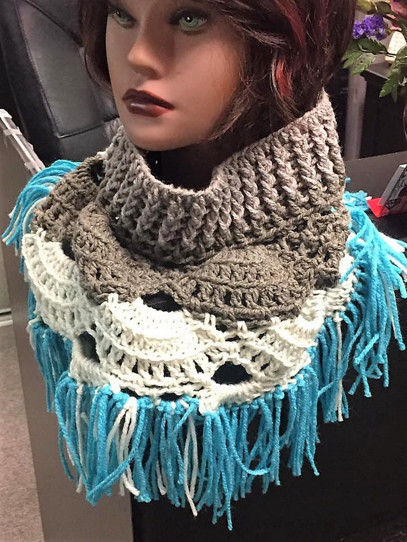 Admiring Designs for Crocheted Scarves