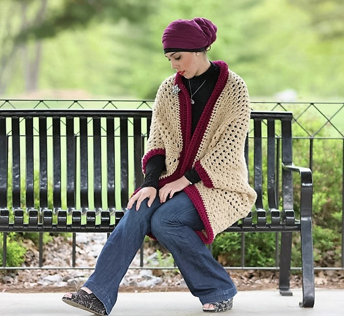 Ideal Patterns for Crochet Cardigans