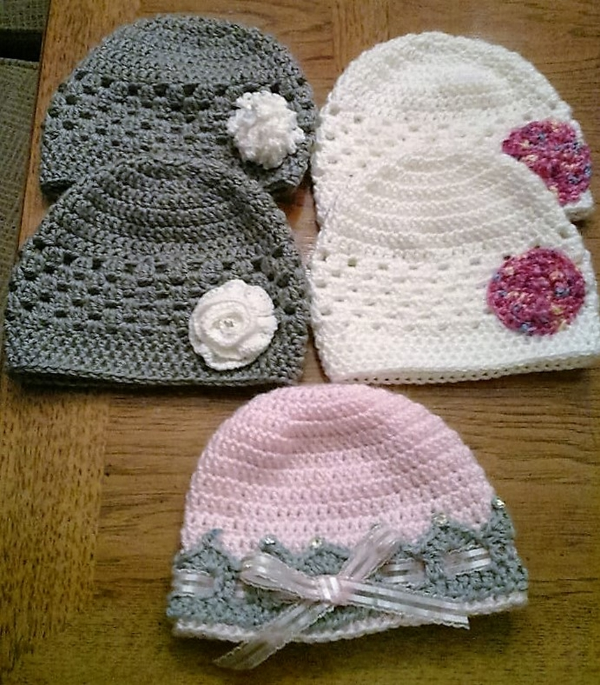 hat-crocheting