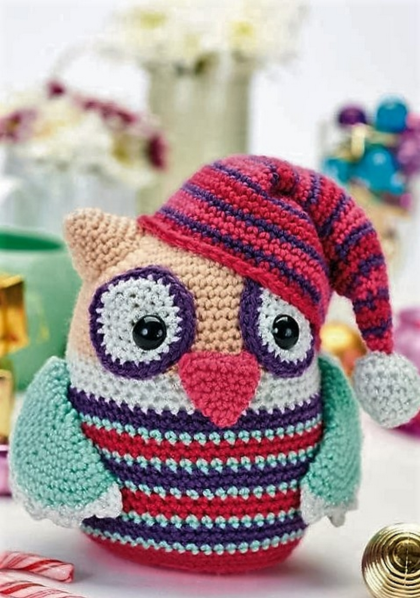 50 Free Crochet Patterns for Amigurumi Toys