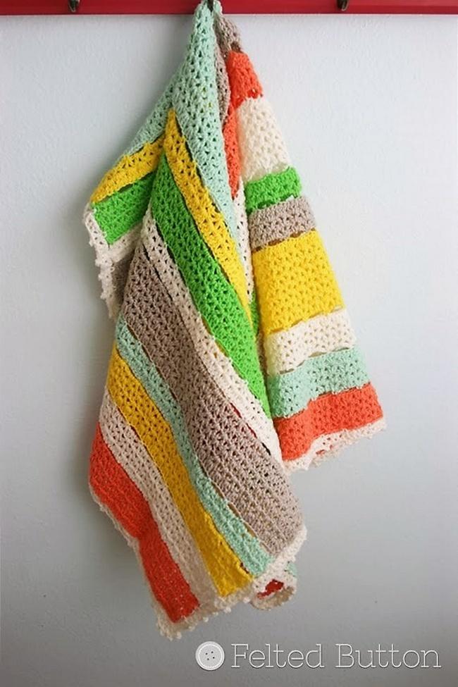 free-crochet-blanket-pattern