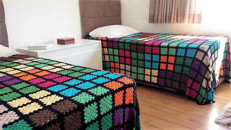 Awesome Design Ideas For Crochet Bedspreads 1001 Crochet