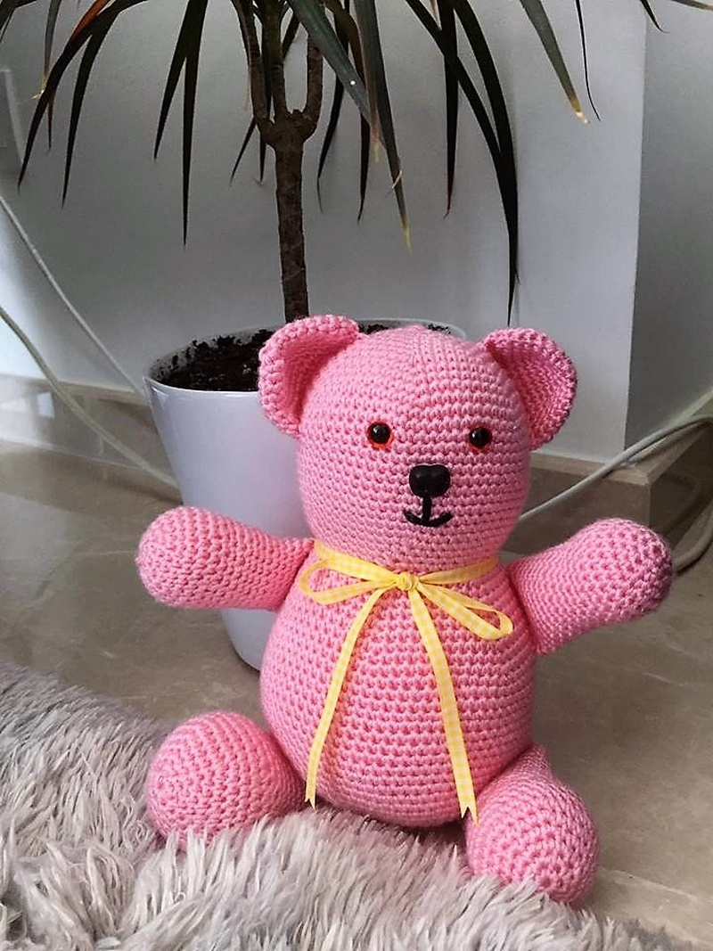 Crocheted & Knitted Ideas for Kids Toys