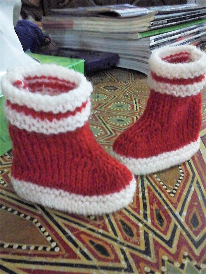 crocheted-baby-booties-5