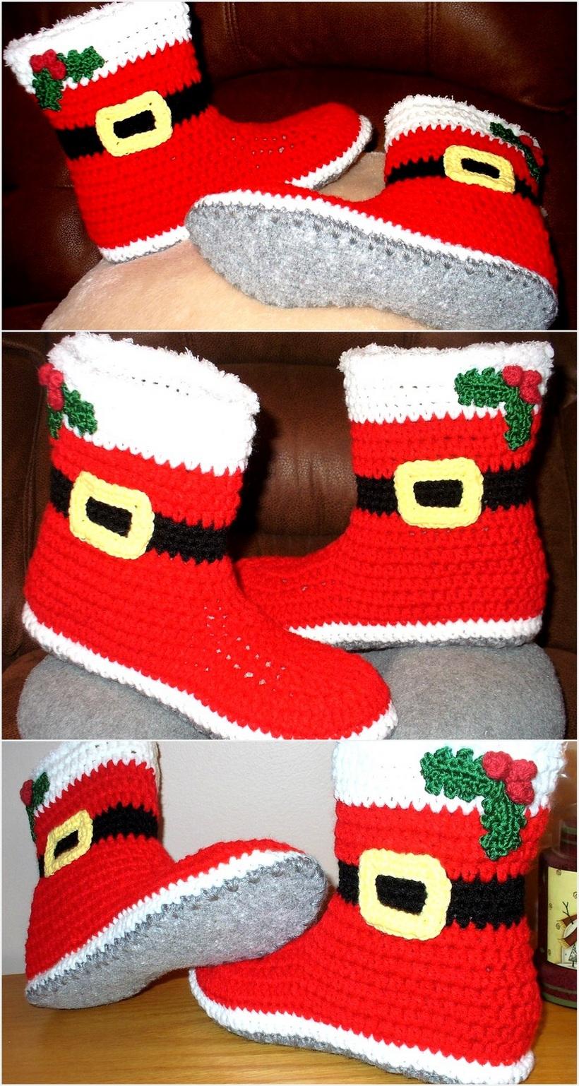 crocheted-baby-booties-9